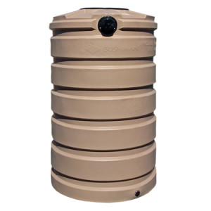 Rain Barrel - 205 Gallon - Vertical Column - Plastic - Sacramento CA