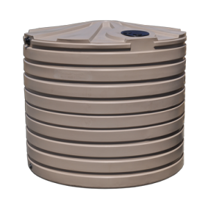 Rain Barrel - 2825 Gallon Tank - Round Plastic - Sacramento CA
