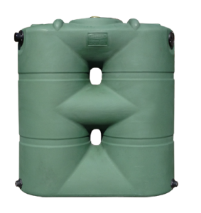 Rain Barrel - 265 Gallon - Two Column - Plastic - Sacramento CA
