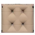 Rain Barrel Tank - 530 Gallons - Plastic - Sacramento, CA